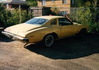 1973 Pontiac Grand Am, The old 73', exterior