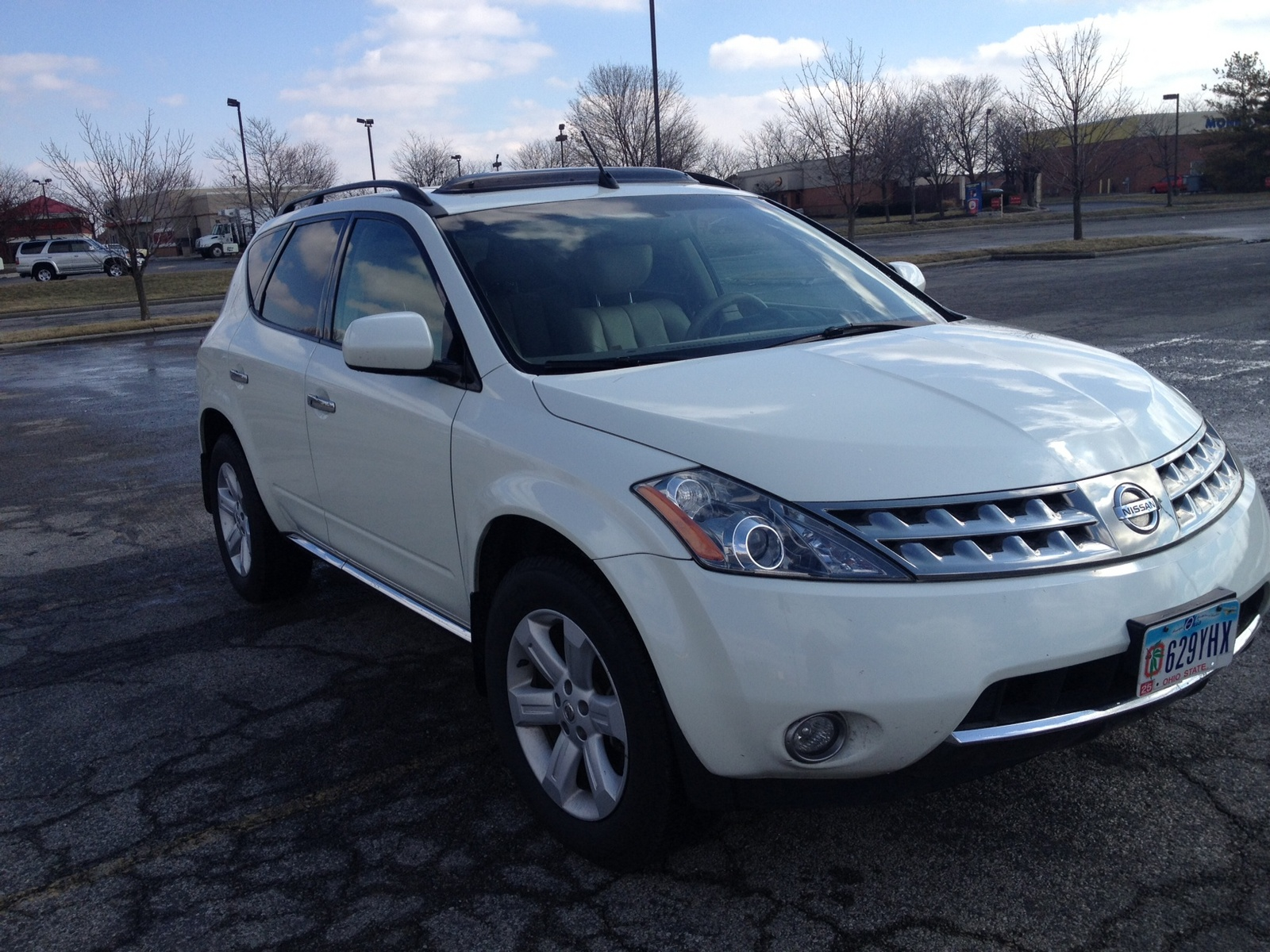 picture of 2006 nissan murano sl awd exterior. Black Bedroom Furniture Sets. Home Design Ideas