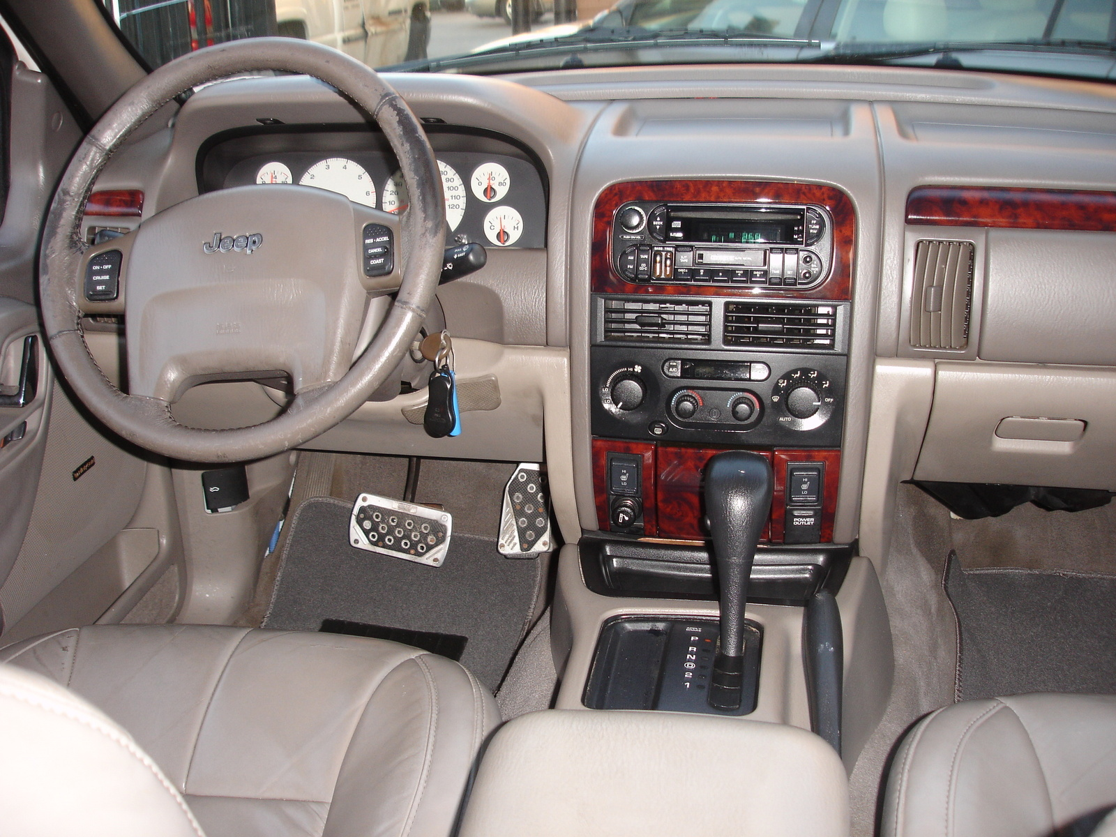 2001 Jeep Grand Cherokee - Interior Pictures - CarGurus