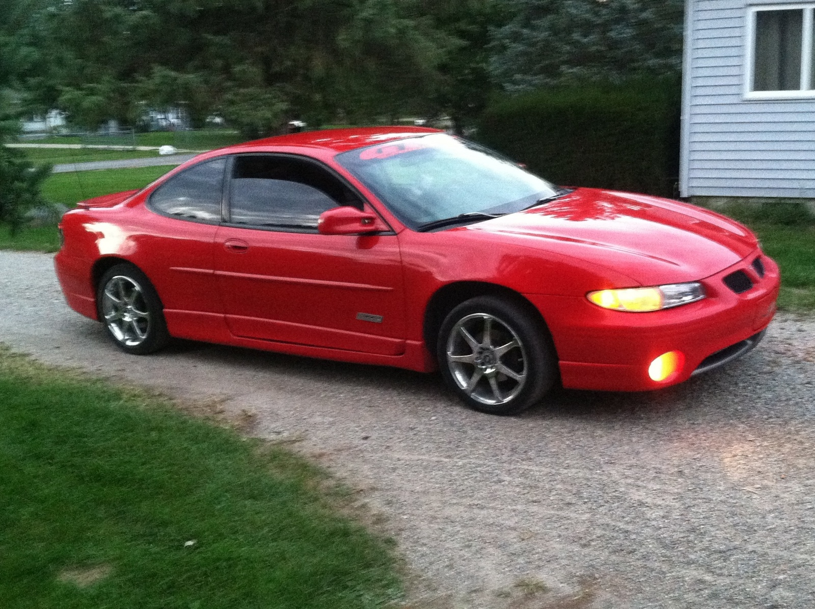 Pontiac Grand Prix Dr Gtp Supercharged Coupe Pic