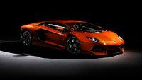 2013 Lamborghini Aventador, Front-quarter view, exterior, manufacturer, gallery_worthy