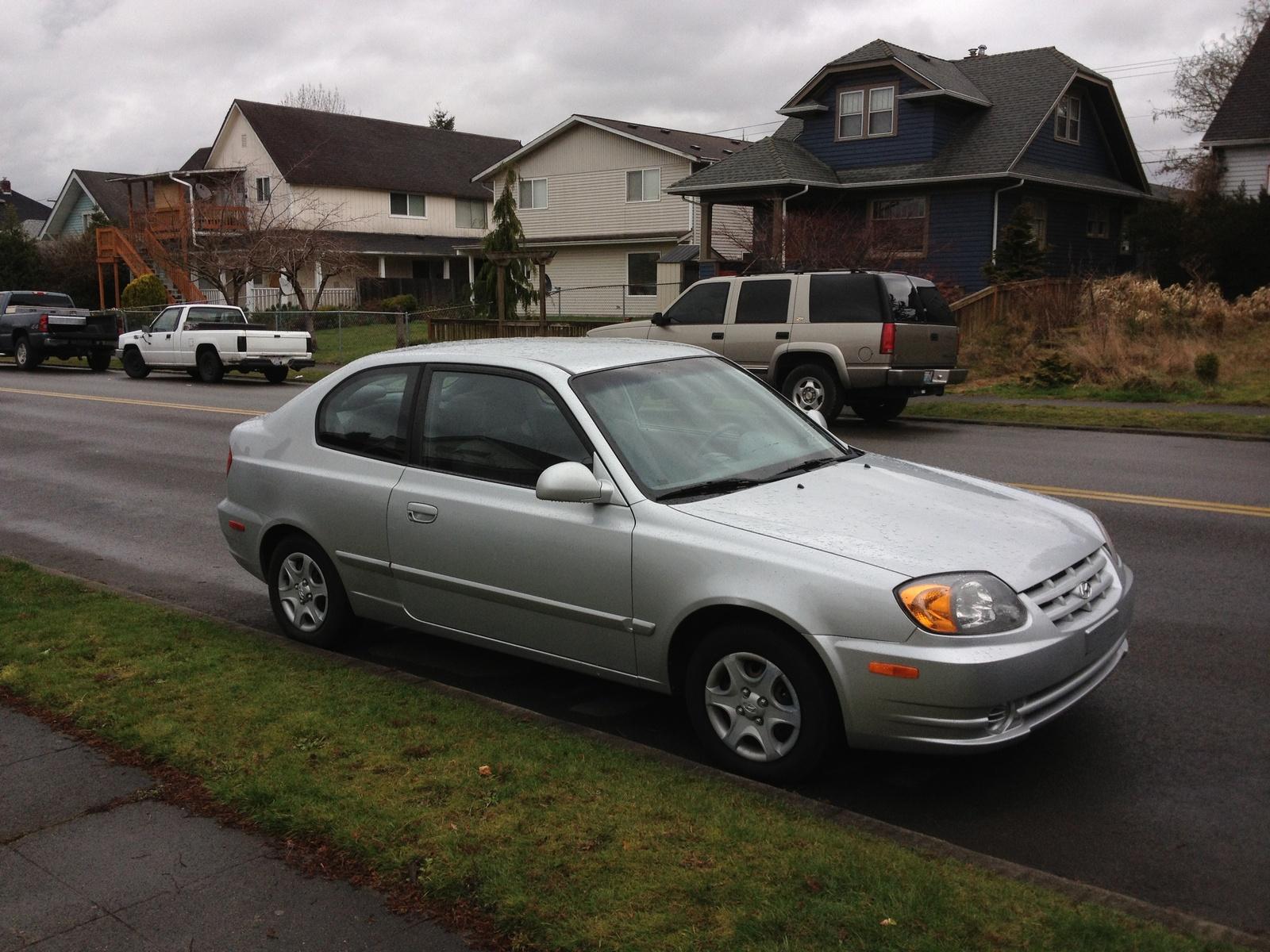 2005 Hyundai Accent Exterior Pictures Cargurus