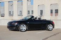 Picture of 2001 Audi TT Quattro Roadster, exterior