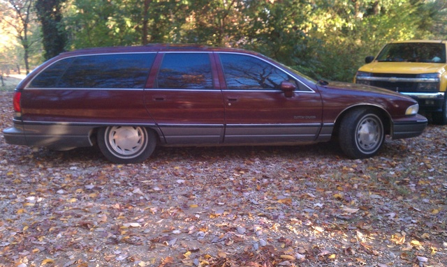 Picture of 1992 Oldsmobile Custom Cruiser 4 Dr STD Wagon, exterior, gallery_worthy