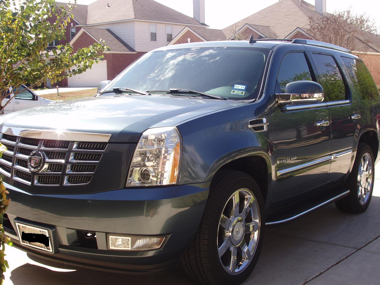 2008 cadillac escalade exterior pictures cargurus. Black Bedroom Furniture Sets. Home Design Ideas
