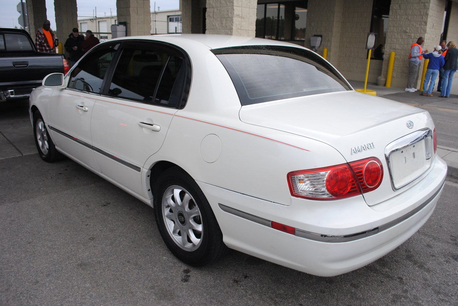 2003 Kia Amanti Related Infomation Specifications Weili Automotive Network