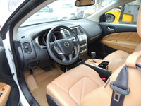 Picture of 2012 Nissan Murano CrossCabriolet Base, interior