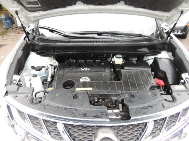 Picture of 2012 Nissan Murano CrossCabriolet Base, engine