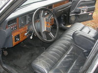 Picture of 1989 Lincoln Town Car Base, interior, gallery_worthy