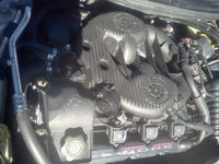 Picture of 2001 Chrysler Sebring LXi Convertible, engine