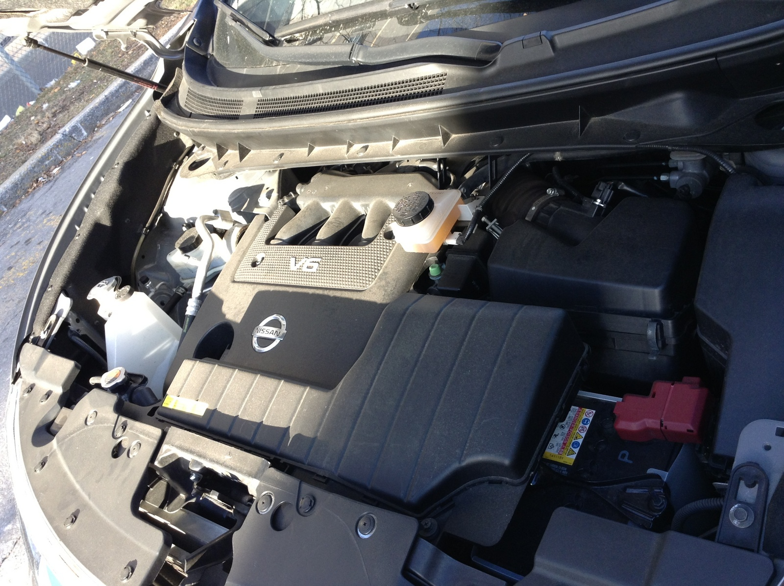 Picture of 2011 Nissan Murano SV AWD, engine