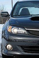 2009 Subaru Impreza WRX Premium Package, 2009 Subaru Impreza WRX Premium/Navi, exterior