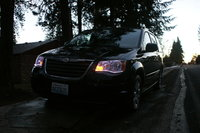 Picture of 2008 Chrysler Town & Country LX FWD, exterior, gallery_worthy