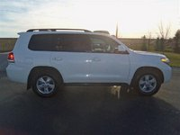 2011 Toyota Land Cruiser Base, Toyota Land Cruiser, exterior