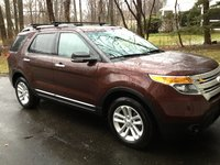 Picture of 2012 Ford Explorer XLT 4WD, 5 Year Ext Warranty, exterior