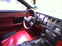 1984 Chevrolet Corvette Coupe, Picture of 1984 Chevrolet Corvette Base, interior