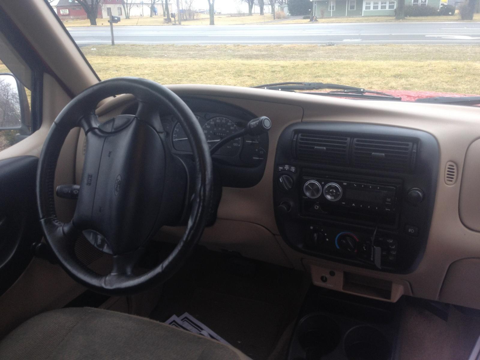 2000 Ford Ranger Interior Pictures Cargurus