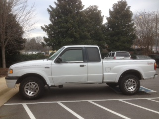 Picture of 2001 Mazda B-Series Pickup B3000 DS Extended Cab SB