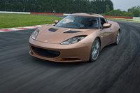 2013 Lotus Evora, Front-quarter view, exterior, manufacturer