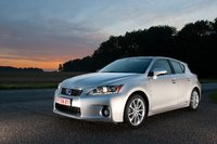 2013 Lexus CT 200h, Front-quarter view, exterior, manufacturer, gallery_worthy
