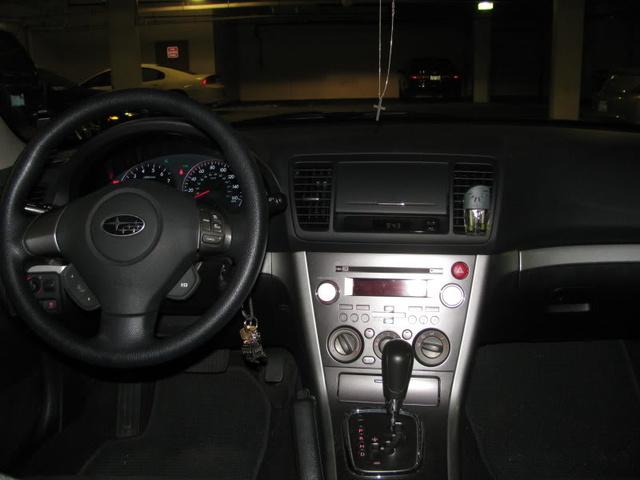 Picture of 2009 Subaru Legacy 3.0 R, interior