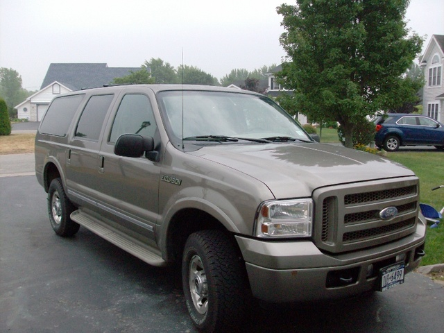 Picture of 2005 Ford Excursion Limited, exterior, gallery_worthy