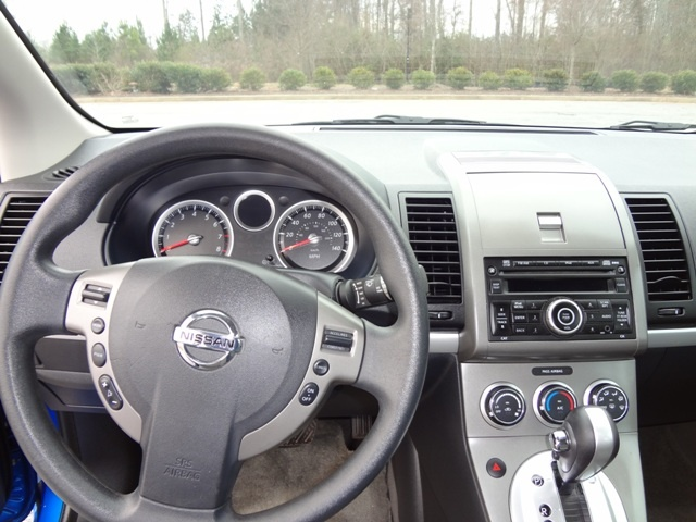 2010 Nissan Sentra Interior Pictures Cargurus