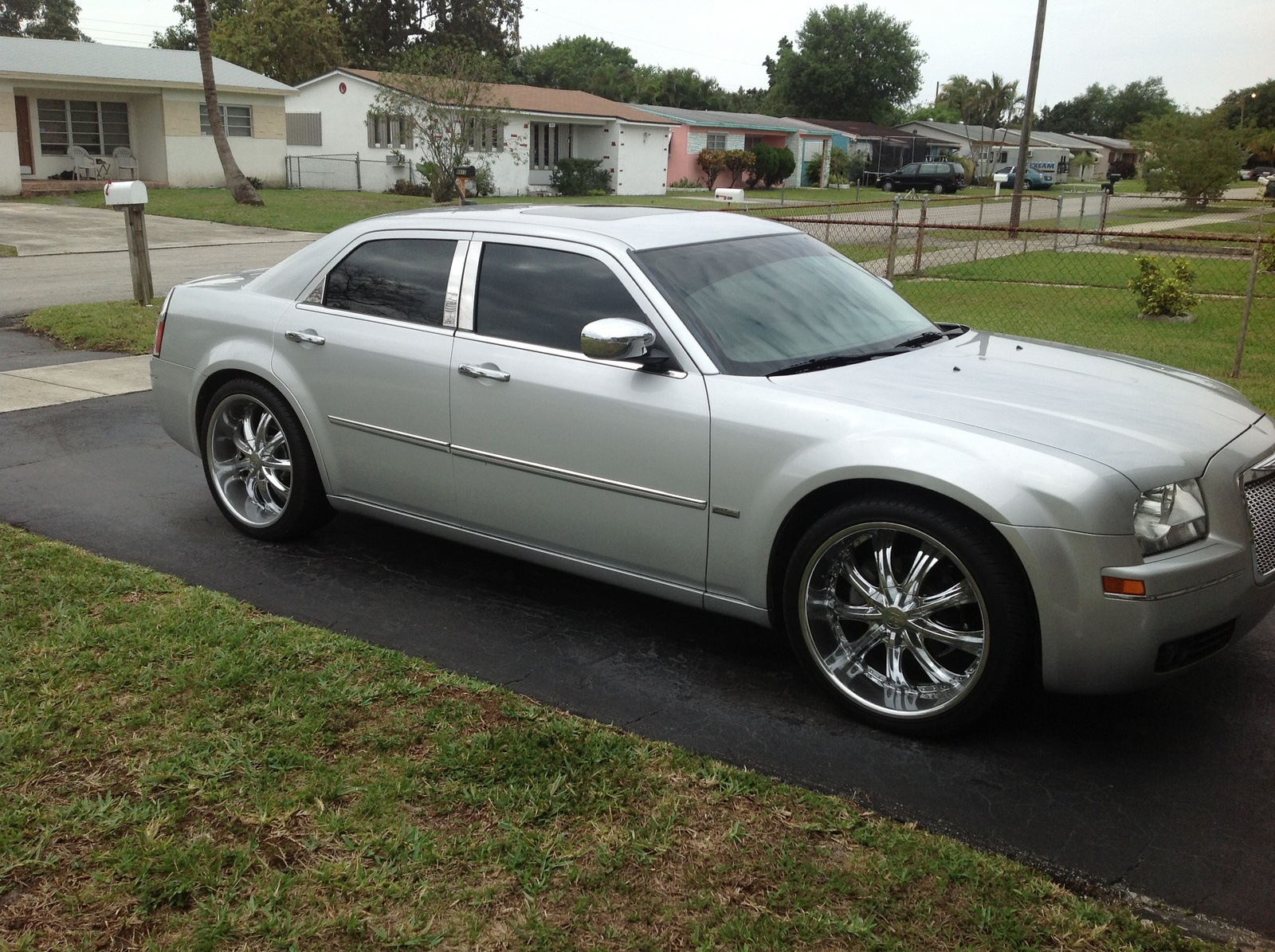 Picture of 2008 Chrysler 300 Touring, exterior