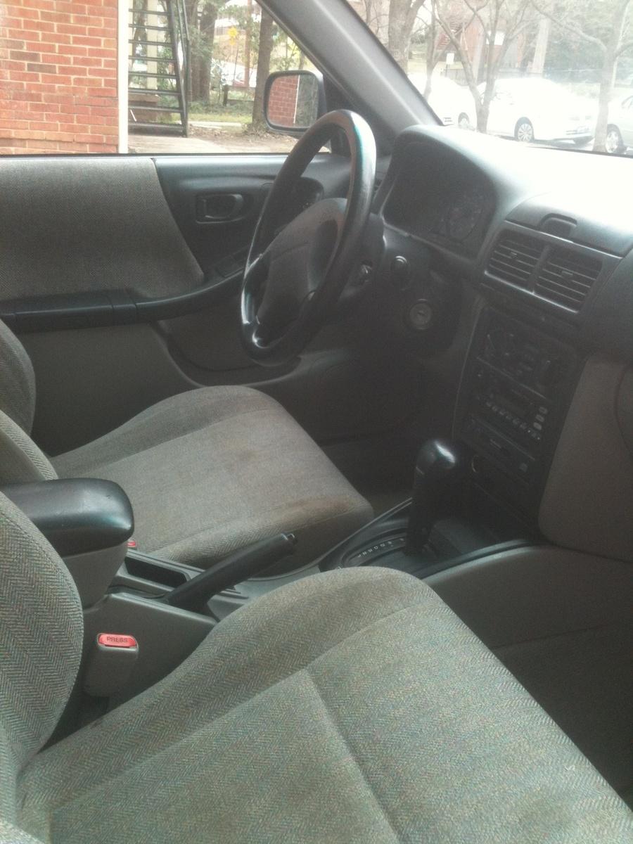 2001 Subaru Forester Interior Pictures Cargurus