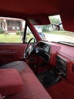 Picture of 1989 Ford F-150, interior