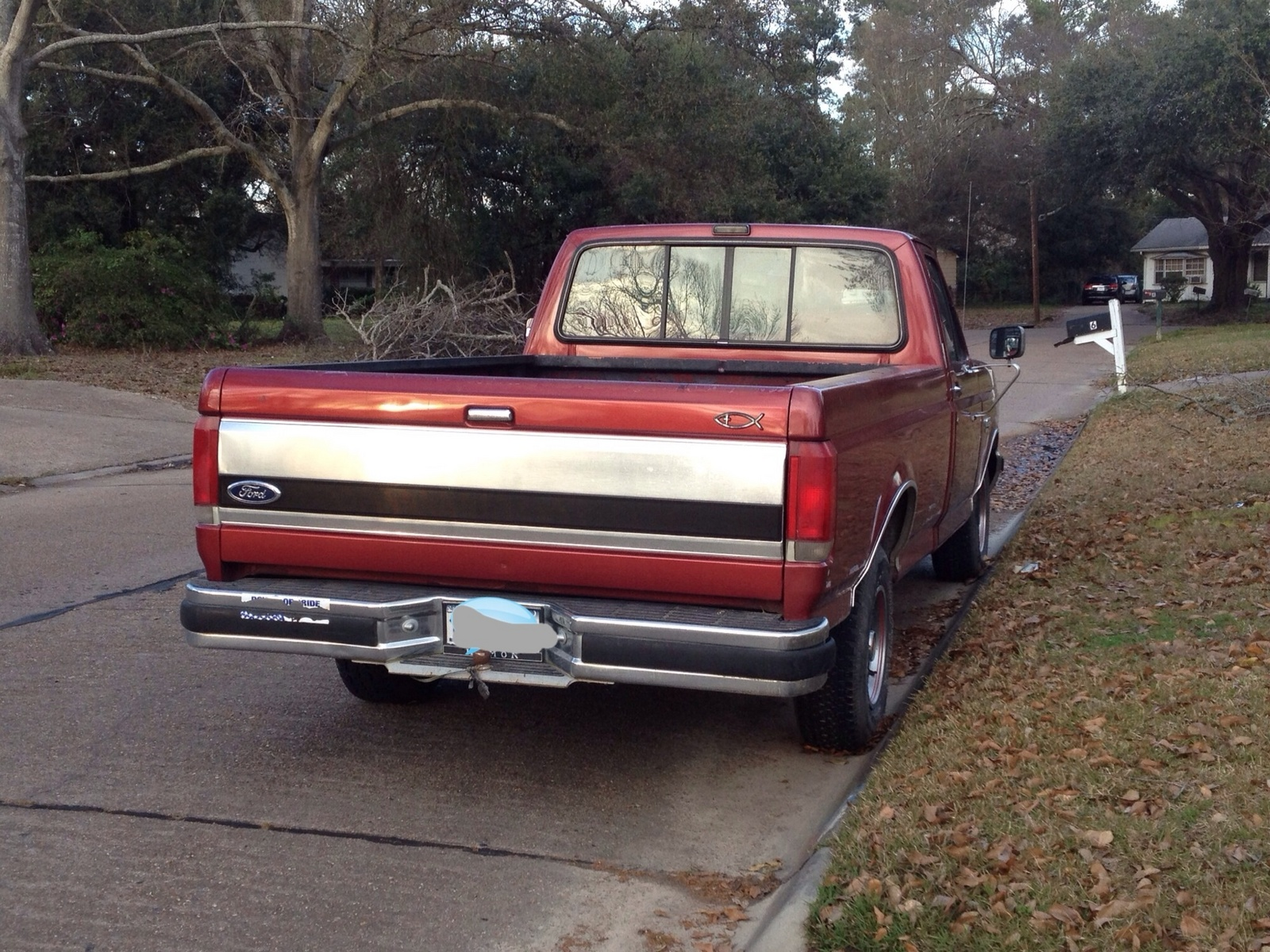Picture of 1989 Ford F-150