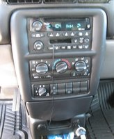 2003 Chevrolet Venture Warner Brothers picture, interior