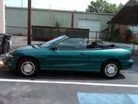 Chevrolet Cavalier Z Convertible Pic X