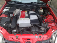 Picture of 2001 Mercedes-Benz SLK-Class 2 Dr SLK230 Supercharged Convertible, engine