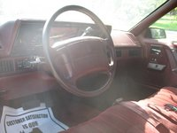 1994 Oldsmobile Cutlass Ciera 4 Dr S Sedan picture, interior