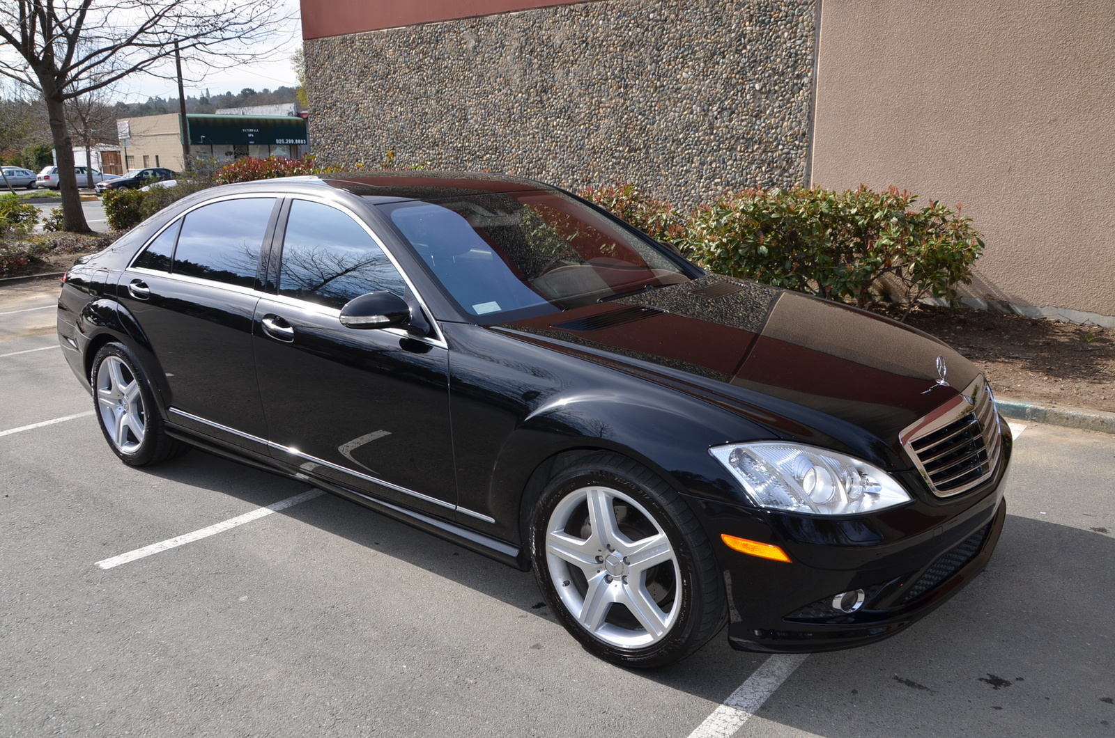 2007 mercedes benz s class pictures cargurus for 2008 mercedes benz s550 4matic price