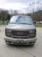 Picture of 2002 GMC Savana G1500 SLE Passenger Van, exterior