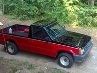 1986 Mazda B2000 Overview