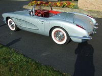 Picture of 1960 Chevrolet Corvette Convertible Roadster, exterior, gallery_worthy