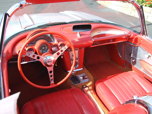 1960 chevrolet corvette interior pictures cargurus. Black Bedroom Furniture Sets. Home Design Ideas
