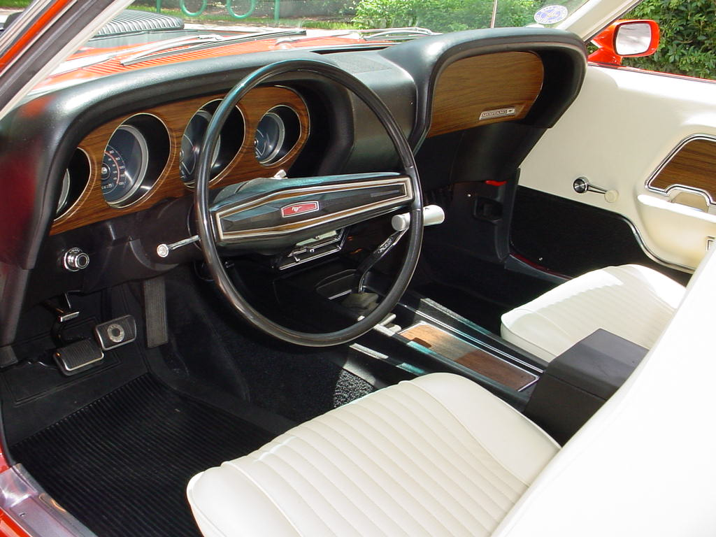 Picture of 1970 Ford Mustang Boss 302, interior