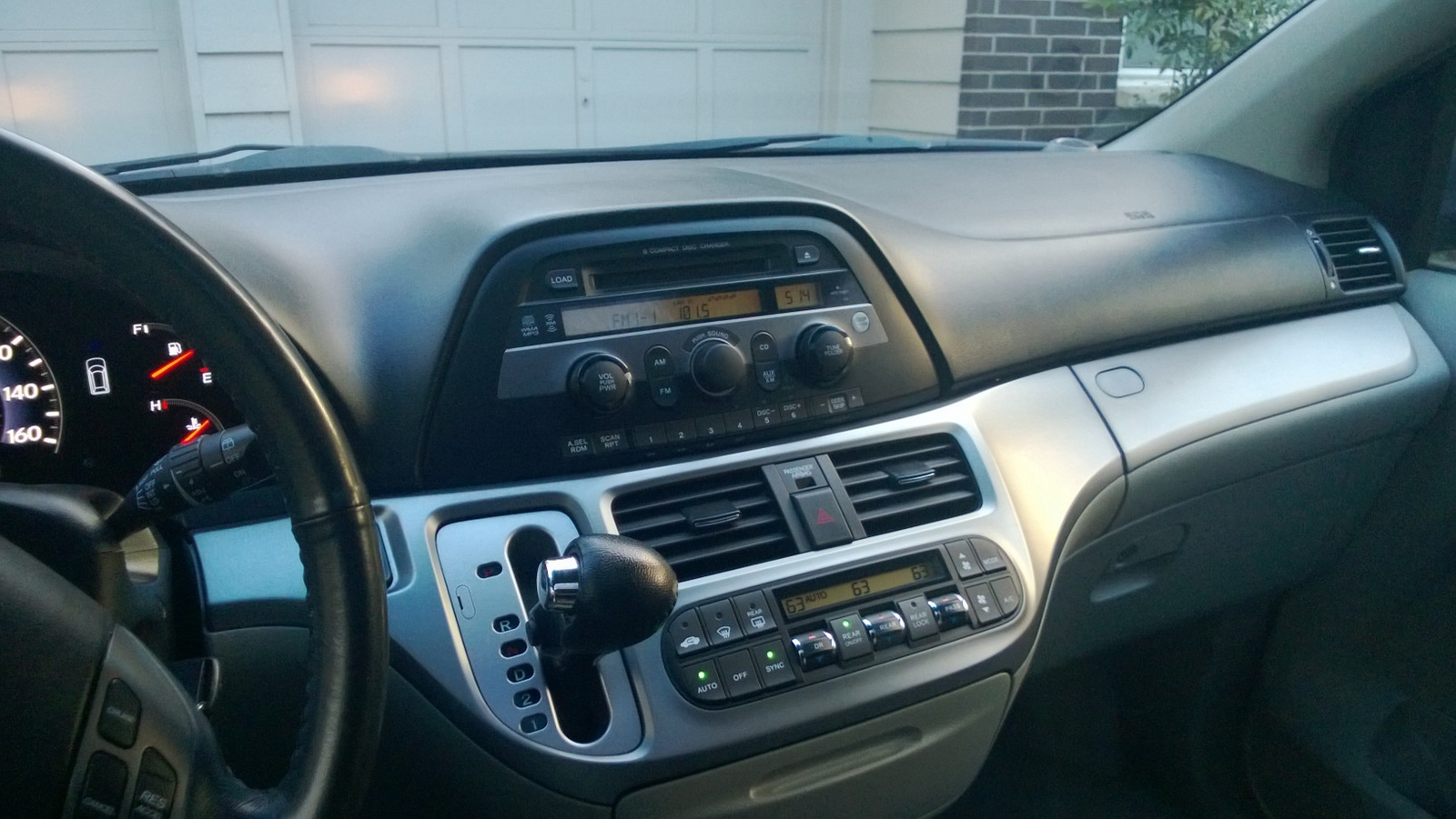 Honda Odyssey Ex L Pic