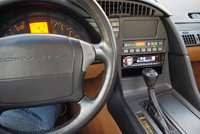 Picture of 1991 Chevrolet Corvette Coupe, interior