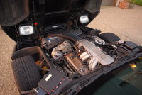 1991 Chevrolet Corvette Coupe, Picture of 1991 Chevrolet Corvette Base, engine