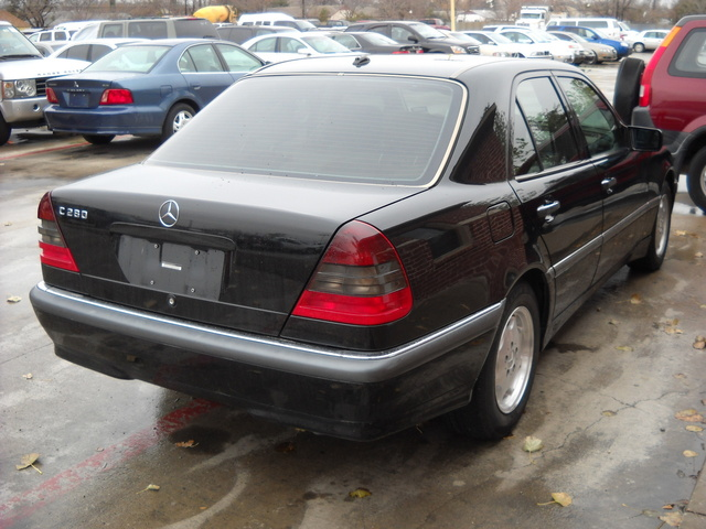Picture of 2000 Mercedes-Benz C-Class 4 Dr C280 Sedan, exterior