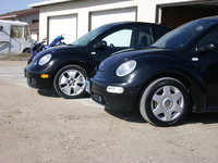 2001 Volkswagen Beetle GLX with 02 turbo S , exterior