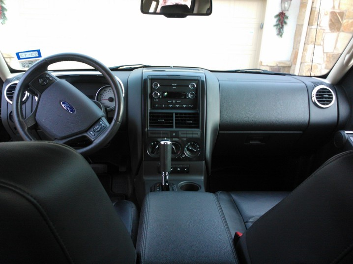 2003 Ford Explorer Sport Trac Interior Parts