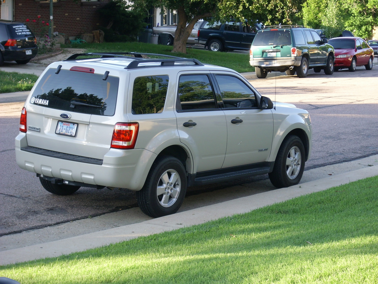 2008 Ford Escape Pictures Cargurus