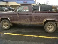 1988 Ford Ranger, just a pretty good truck, exterior