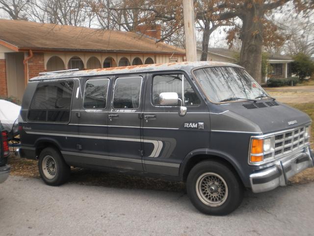 Picture of 1987 Dodge Ram Van, exterior, gallery_worthy